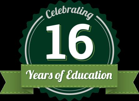 16-years-badge
